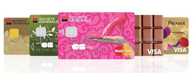 Préférence Carte bancaire Société Générale : le coup de la panne - Planete  JE27