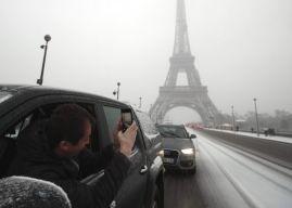 Vague de froid : une situation d'urgence à Paris