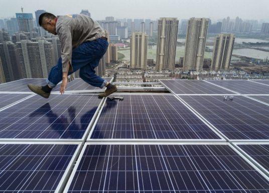 EDF arrive sur le marché chinois du photovoltaïque sur toit