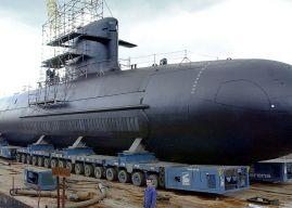 La France commande un nouveau sous-marin Barracuda