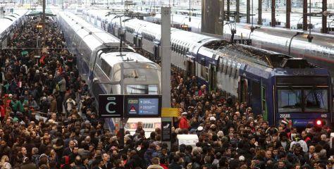 France : les grèves affectent la croissance économique