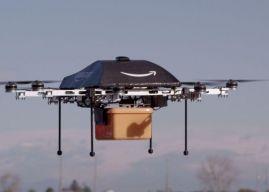 La NASA et Amazon s'installent en France pour développer les drones de livraison