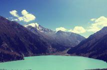 Kazakhstan - Lac Almaty