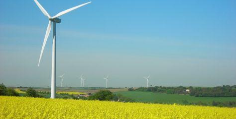 Les projets éoliens bloqués en France