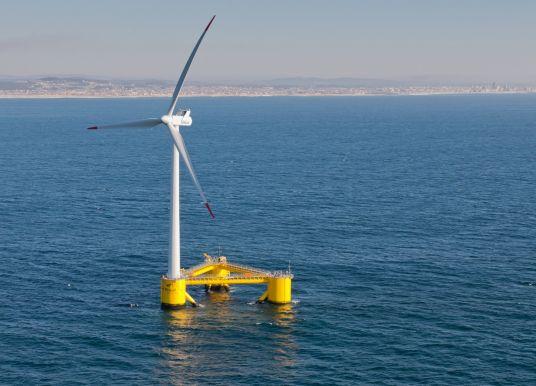 L'industrie française appelle à construire 3 GW d'éolien flottant en mer dans la Méditerranée