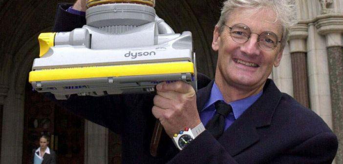 James Dyson, l'échec comme clé du succès