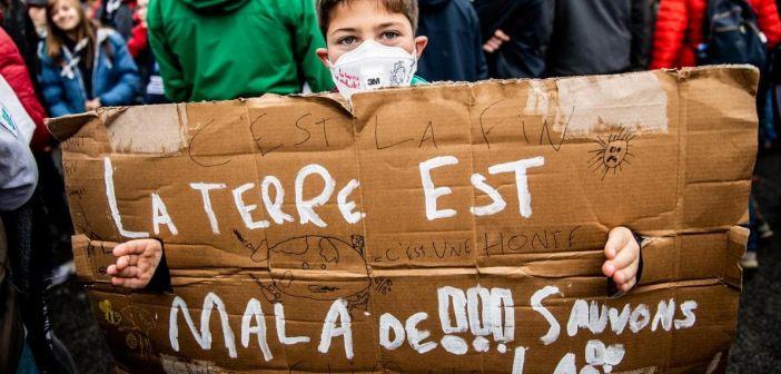 La pétition française sur l'environnement recueille 1,7 million de signatures en quelques jours