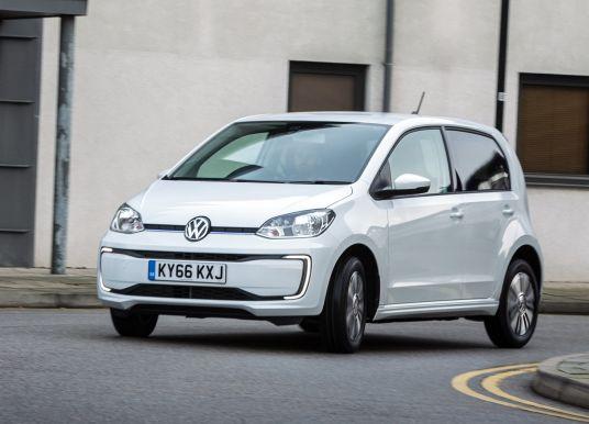 Citya Immobilier choisit l'e-up de Volkswagen pour venir garnir sa flotte de véhicules