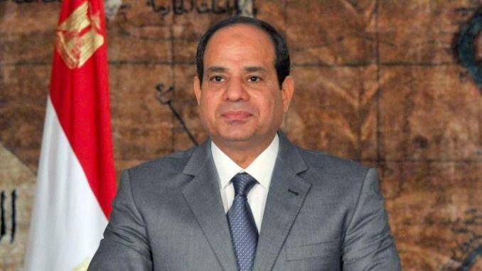 Abdel Fattah Al Sissi