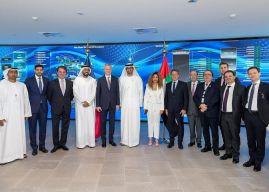 Les relations commerciales franco-émiraties au menu de la visite de Bruno Le Maire à Abou Dhabi