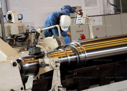 France : la production industrielle en berne