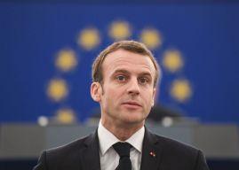 Emmanuel Macron lance son appel pour un « renouveau européen »