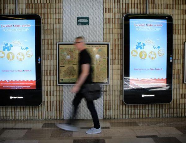 Economies d'énergie : les écrans de publicité pourraient être éteints l'hiver