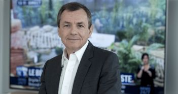 Alain Weill, le grand patron de NextRadioTV et SFR
