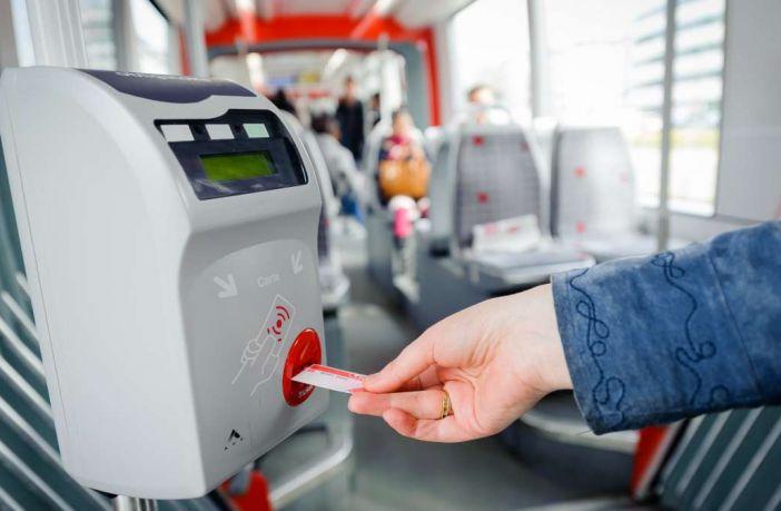 Billetique RATP smart system