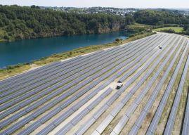 Une centrale solaire voit le jour grâce à une campagne de financement participatif en Bretagne