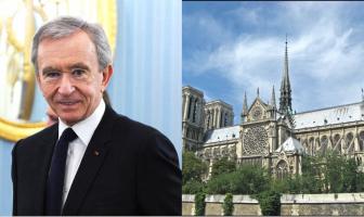 Bernard Arnault - Notre Dame de Paris