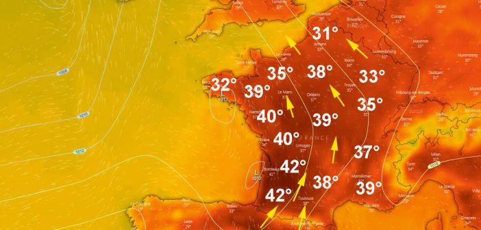 1 500 personnes ont été tuées par la chaleur estivale en France