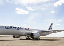Air France reçoit son premier A350