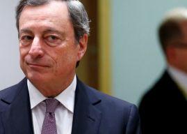 Mario Draghi soutient les appels de la France à davantage d'intégration de l'euro