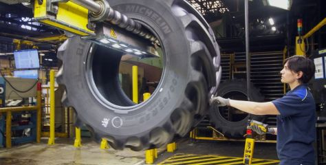 Michelin va fermer son usine de La Roche-sur-Yon