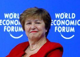 """La patronne du FMI déclare qu'il faut créer une """"pression des pairs"""" pour faire respecter aux pays les règles commerciales"""