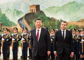 Climat, commerce : Emmanuel Macron rencontrera Xi Jinping en Chine le mois prochain