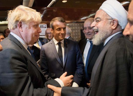 Le Royaume-Uni et la France réitèrent leur engagement envers l'accord sur le nucléaire iranien