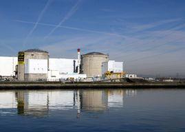 EDF ferme le premier réacteur de Fessenheim