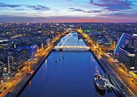 L'économie irlandaise a progressé de 5,5% l'an dernier, une véritable performance en Europe