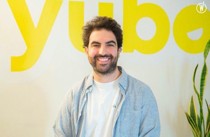 Sacha Lazimi est le CEO et co-fondateur de Yubo, la première application sociale 100 % made in France.