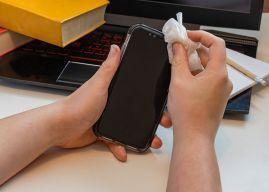 Étude SFAM : le nettoyage de son mobile, une tendance d'avenir ?