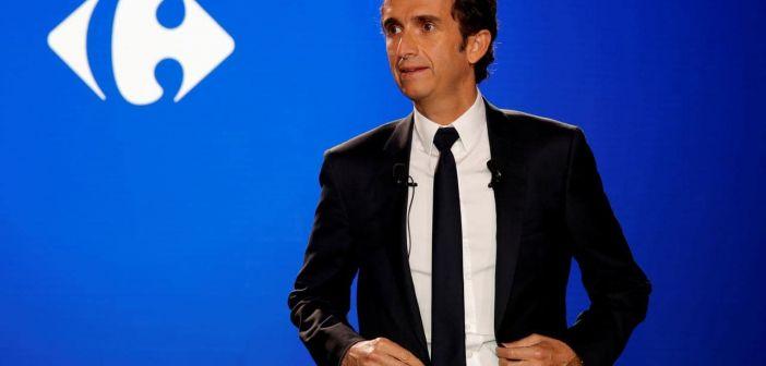 Qui est Alexandre Bompard, patron de Carrefour?