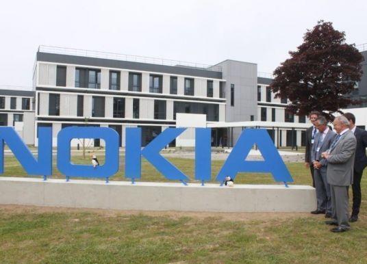 Colère en Bretagne alors que Nokia annonce des licenciements