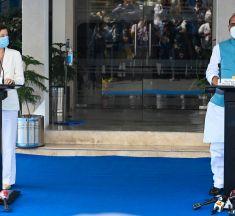 """Florence Parly : """"L'Inde et la France écrivent un nouveau chapitre dans leurs relations"""""""
