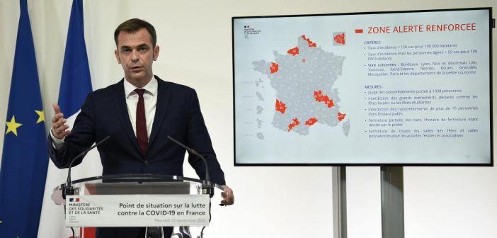 Les restaurateurs français protestent contre les nouveaux horaires de fermeture
