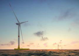 Total ajoute un autre projet d'éoliennes flottantes à son portefeuille