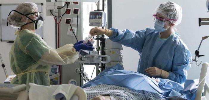 La France, l'Allemagne et l'Italie sont confrontées à des défis majeurs en matière de capacités de soins intensifs