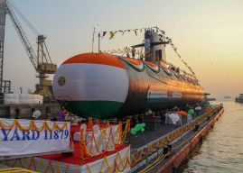 La coopération militaire indo-française s'approfondit avec la mise à l'eau du Vagir