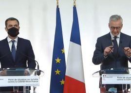 La France réduit ses prévisions de croissance pour 2021 à +6% après la nouvelle poussée de COVID