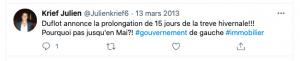 Julien Krief Twitter