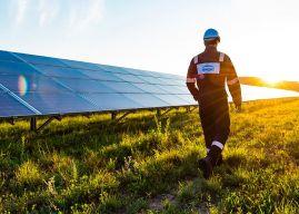 Engie a mis en service 630 MW d'énergie solaire en 2020
