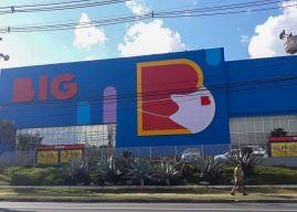 Carrefour rachète le brésilien Grupo Big pour 1,1 milliard d'euros