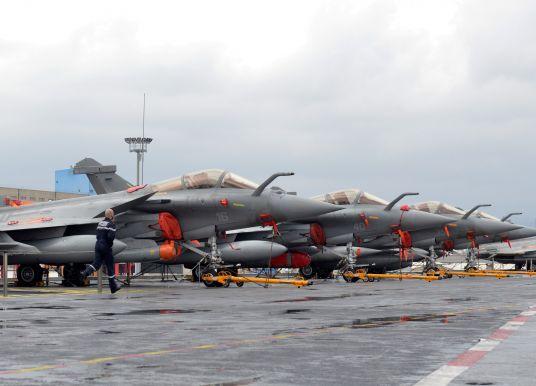 La Croatie annonce un contrat d'1 milliard d'euros portant sur l'achat d'avions de chasse français
