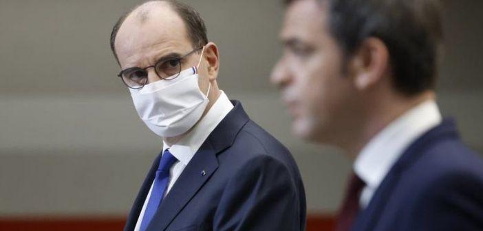 Le Premier ministre français Castex s'isole après que sa femme ait été testée positive au COVID-19.