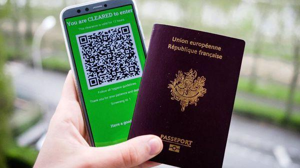 Le passeport vaccinal est effectif en France