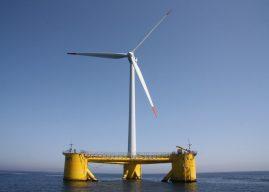 Un nouveau partenariat industriel en faveur de l'éolien flottant en France