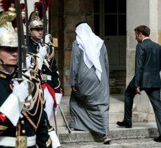 Mohamed bin Zayed et Emmanuel Macron discutent de partenariats lors d'une réunion à Paris